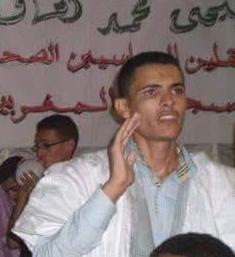 Preso político Saharaui Amaadour continúa en huelga de hambre tras ser presentado ante el tribunal y su juicio aplazado   POR UN SAHARA LIBRE .org