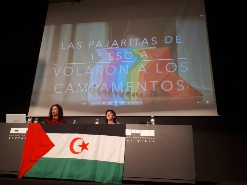 Cita con el #Sáhara en el Centro de Congresos de Elche en una Jornada de debate y concienciación