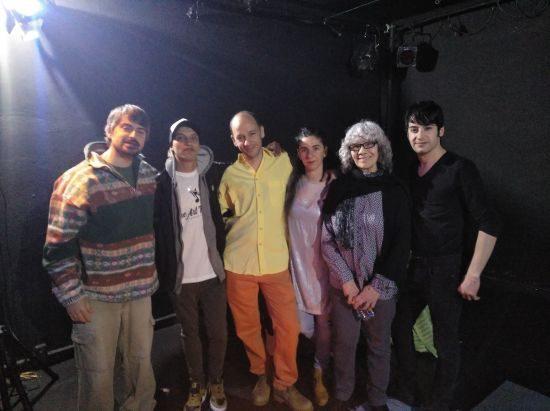 Los anhelos del pueblo saharaui resuenan en el Teatro de la Sensación | MiCiudadReal.es