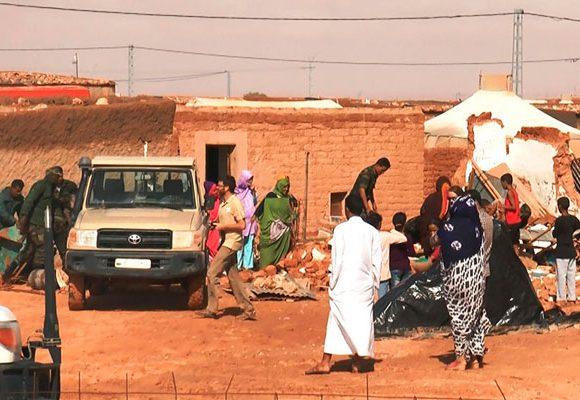 Varios consistorios destinan ayudas a campamentos saharauis | SoyDe