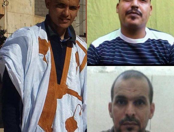 Presos políticos saharauis en huelga de hambre – الفريق الاعلامي