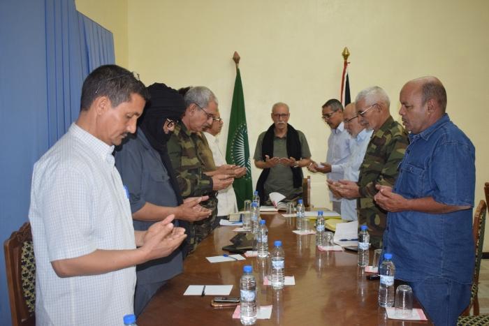 El Buró Permanente del SN del POLISARIO reitera su condena a los obstáculos impuestos por Marruecos ante una solución justa y duradera al conflicto en el Sahara Occidental | Sahara Press Service