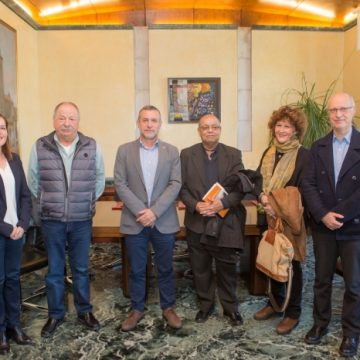 Navarra formaliza dos convenios de colaboración con el pueblo saharaui | Sahara Press Service