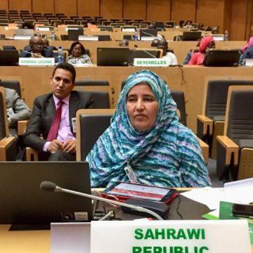 La RASD participa en Tercer período de sesiones del Comité Técnico Especializado sobre Desarrollo Social, Trabajo y Empleo en Addis Abeba | Sahara Press Service