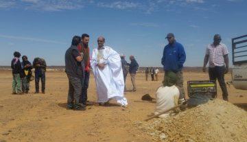 Martín Vilacomprueba en los campamentos refugiados saharauis el desarrollo de los proyectos de Aguas y Eléctrica de Cádiz   OCádizDigital