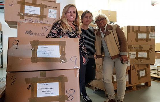Una comisión sanitaria-humanitaria de Cantabria atenderá a refugiados saharuis | El Faradio | Periodismo que cuenta
