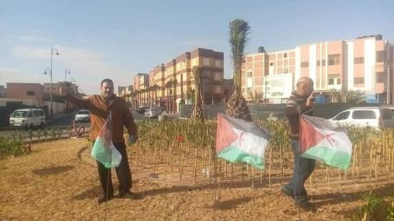 Ali Saadouni, la tenacidad de la lucha saharaui   Contramutis