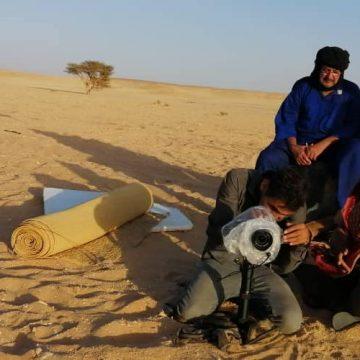 La escuela saharaui de cine rueda «Toufa», el sufrimiento de tres generaciones de mujeres saharauis a su llegada a la hamada – 1