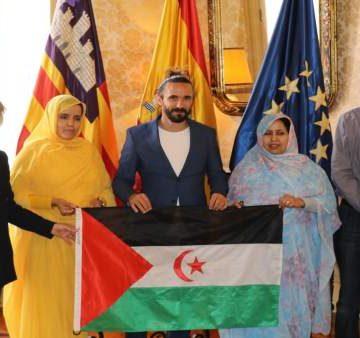 Picornell recibe en audiencia a la asociación de Amigos del Pueblo Saharaui de Baleares –20minutos-es