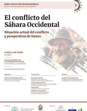 Asociación Asturiana de Solidaridad con el pueblo saharaui: JORNADA EL CONFLICTO DEL SÁHARA OCCIDENTAL