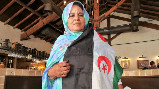 «La mujer militar del Sáhara no se prepara para la guerra sino para mantener la paz» – eldiario-es