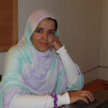 La militante sahraouie Minetu Larabas Sueidat reçue au Parlement italien – Algérie Patriotique
