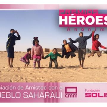 Albacete: La Asociación de Amistad con el pueblo Saharaui está seleccionada para los Premios Héroes Anónimos, ¿nos votas? 😊