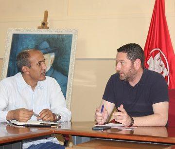 UGT Andalucía se reúne con el delegado Saharaui para Andalucía para impulsar acciones conjuntas que favorezcan a sus trabajadores – UGT Andalucía