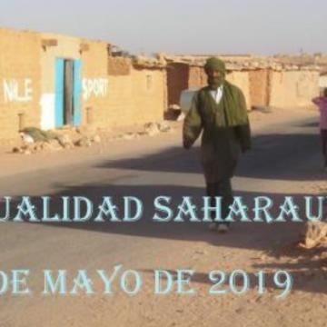 🇪🇭 La #ActualidadSaharaui HOY, 8 de mayo de 2019 🇪🇭