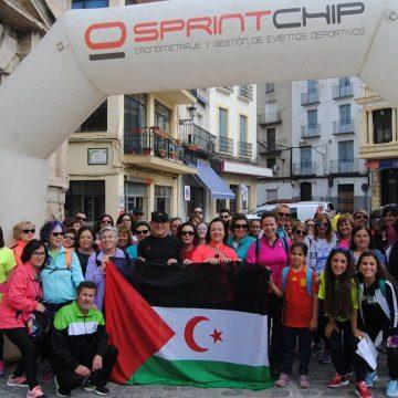 Martos corre por los niños saharauis