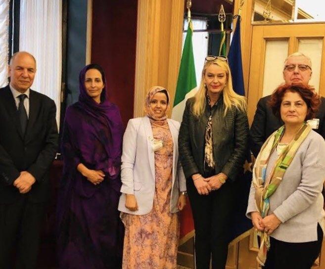 Parlamento de Italia organiza sesión de debate sobre los derechos humanos en el Sahara Occidental | Sahara Press Service