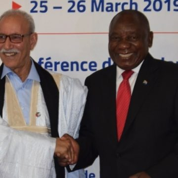 La RASD felicita a Sudáfrica por éxito de las elecciones nacionales   Sahara Press Service