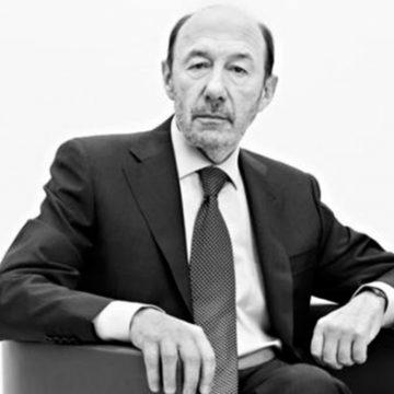 Delegada del F. Polisario expresa sus condolencias al PSOE por el fallecimiento de Rubalcaba | Sahara Press Service