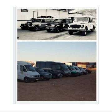 XIII Edición Caravana Solidaria Sahara: 4×4 Solidario — FEMAS Madrid con el Sáhara