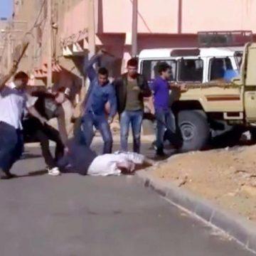 Adala UK: La policía marroquí golpeó brutalmente a ciudadanos saharauis antes de su detención. – Human Rights for Western Sahara
