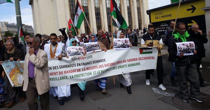 SAHARA OCCIDENTAL : HALTE A LA REPRESSION LIBERATION DES PRISONNIERS POLITIQUES SAHRAOUIS