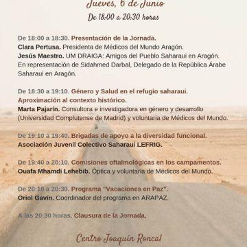Jornada Médicos del Mundo sobre Derecho a la Salud de la Población Refugiada Saharaui – Um Draiga