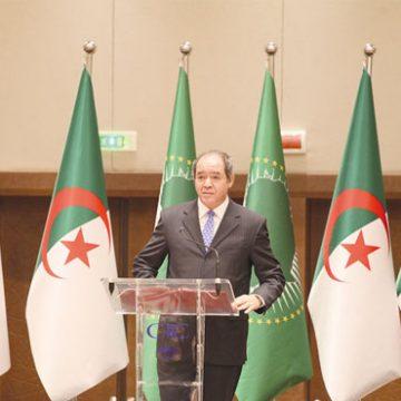 Journée mondiale de l'Afrique, Le MAE Sabri Boukadoum : «L'Algérie abrite le plus ancien camp de réfugiés»