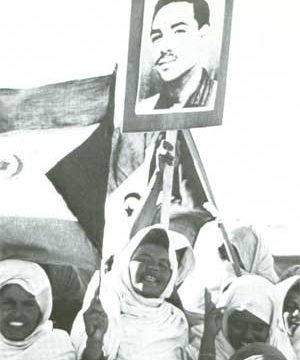 Basiri, leyenda revolucionaria asesinado por España — El Confidencial Saharaui