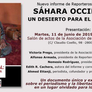 🇪🇭 La #ActualidadSaharaui HOY, 11 de junio de 2019 🇪🇭