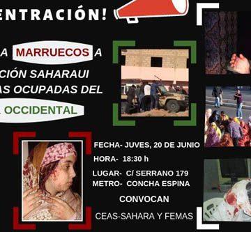 🇪🇭La #ActualidadSaharaui HOY, 13 de junio de 2019🇪🇭