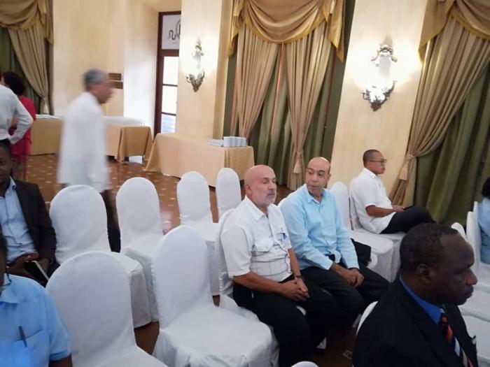 Una delegación de la Embajada Saharaui en Cuba participa en una reunión organiza por el Ministerio de Educación Superior Cubano   Sahara Press Service