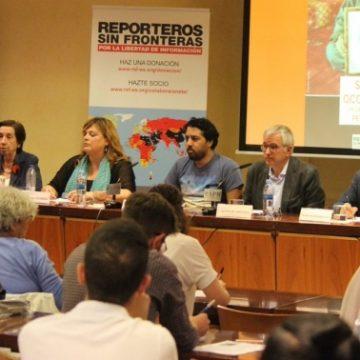 Reporteros Sin Fronteras presenta el informe: SÁHARA OCCIDENTAL, UN DESIERTO PARA EL PERIODISMO: | Sahara Press Service