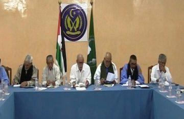 National Secretariat Permanent Bureau holds an expanded meeting | Sahara Press Service