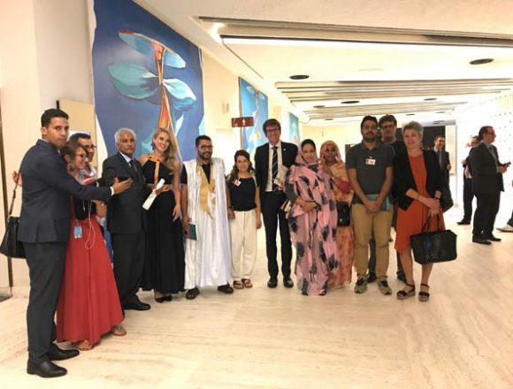 Informe 'Una brecha en el muro' – CEAS-Sahara