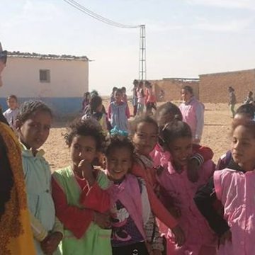 El Bierzo recibe el día 3 de julio en acogida a 18 niños saharauis