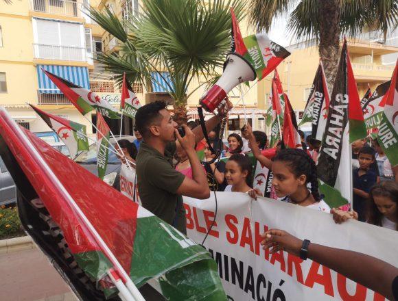 MoVasps-País Valencià: TROBADA XIQUETS I XIQUETES SAHRAUÍS DE VACANCES EN PAU A VALENCIA