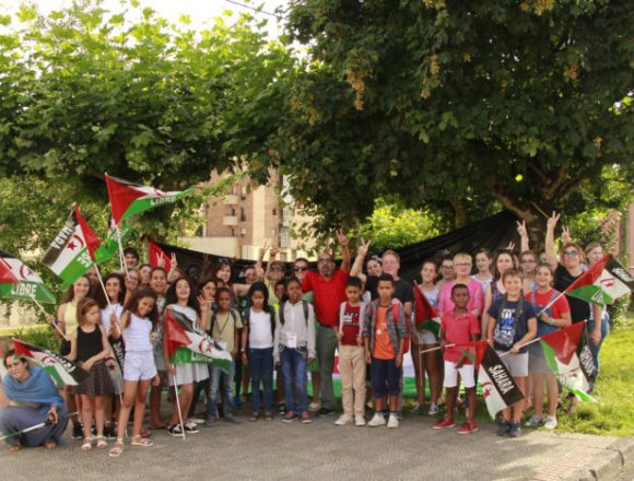 Llega a Cantabria un segundo grupo de niños saharauis – El Faradio