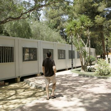 Las casas prefabricadas usadas tras los terremotos de Lorca se utilizarán en campos de refugiados saharauis   La Verdad