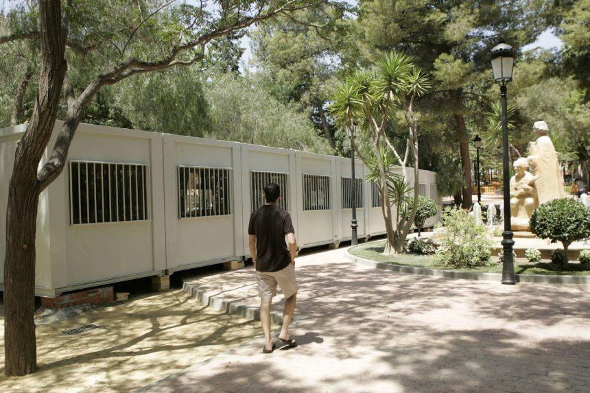 Las casas prefabricadas usadas tras los terremotos de Lorca se utilizarán en campos de refugiados saharauis | La Verdad