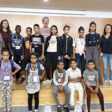 La UJI recibe a 50 niños de los campamentos de refugiados saharauis que pasarán el verano con familias de acogida en la provincia de Castelló –elperiodic