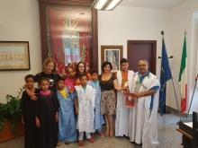 Reciben en la isla italiana de Sicilia a un grupo de niños y niñas saharauis | Sahara Press Service