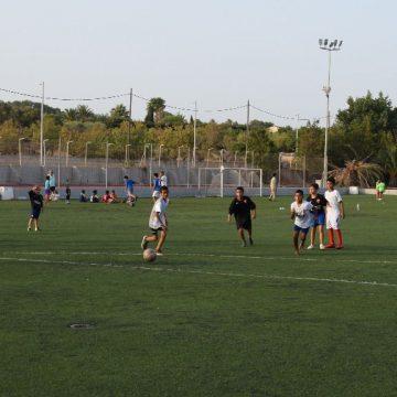Inca acoge una jornada de fútbol con los niños del Pueblo Saharaui   mallorcadiario.com