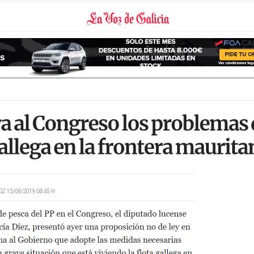 El PP lleva al Congreso un proposición no de ley que reconoce la soberanía de Marruecos sobre el Sahara Occidental
