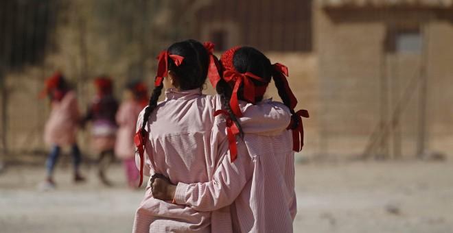CORONAVIRUS: Yo me quedo en la haima: el programa 'Vacaciones en Paz' se suspende para miles de niños saharauis | Diario Público