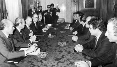 Acuerdo Tripartito de Madrid, 14 de noviembre de 1975