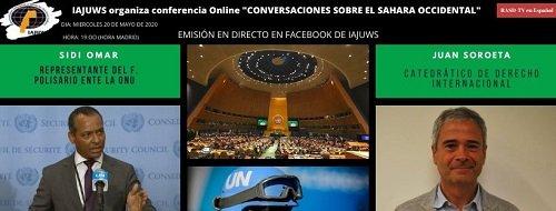 Conferencia: «Sahara Occidental en la ONU»