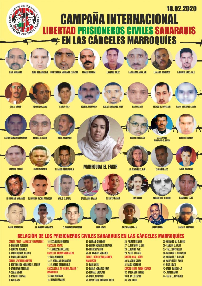 Covid-19: President Ghali calls on UN to intervene for immediate release of Sahrawi prisoners – Sahara Press Service