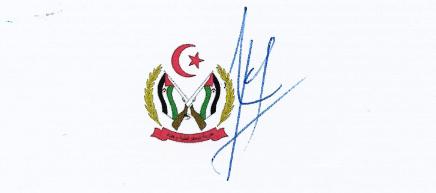 NOTA DE PRENSA: «La RASD es garantía de estabilidad y cooperación en el norte de África» –Delegación del Frente Polisario para España
