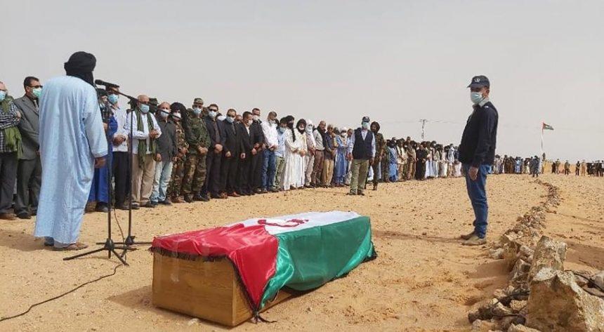 Funeral de Estado para despedir al Mártir Mhamad Jadad | Sahara Press Service